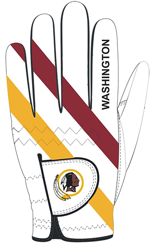 Redskins Custom Glove